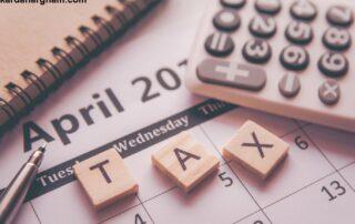 تعیین حوزه مالیاتی
